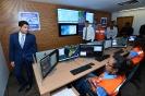 09.06.2016 Inauguração do centro de Monitoramento da Defesa Civil (Cemadec)
